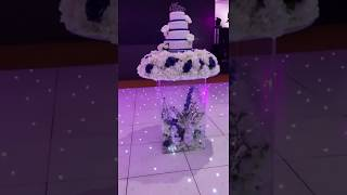 Ghost Cake Table - Wedding Cake Table