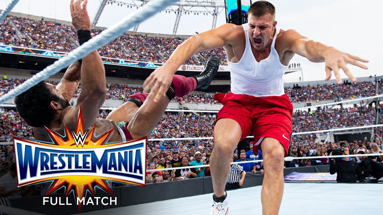 Download FULL MATCH - Andre the Giant Memorial Battle Royal: WrestleMania 33 Kickoff