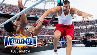 FULL MATCH - Andre the Giant Memorial Battle Royal: WrestleMania 33 Kickoff