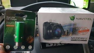 Konkurs! Wygraj wideo-rejestrator NAVITEL NR200NV + ładowarkę NAVITEL UC322