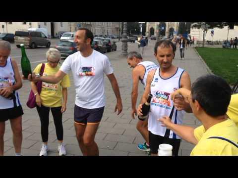 Alla Fine - il video dei runner di Percorri la Pace 2014