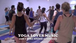 Yoga Loves Music
