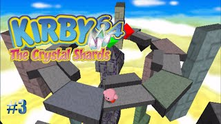 Tres prismas de colores/Kirby 64: The Crystal Shards #3