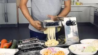 밀가루반죽밀기 제면기 만두만들기 가정용제면기 국수뽑기