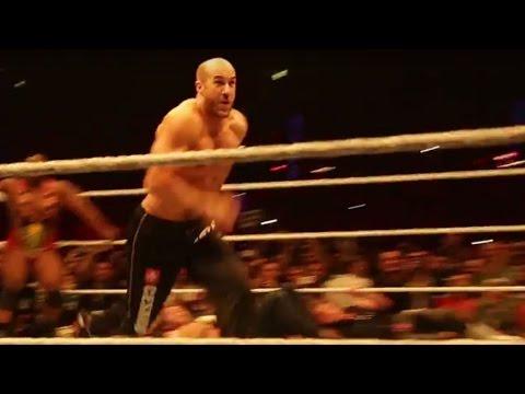 Cesaro macht Stuttgart zu Uppercut City: WWE Live in Stuttgart – 14. November 2015