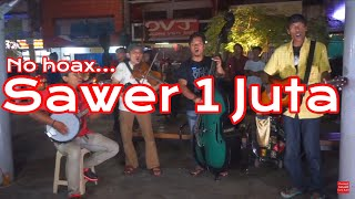 Video Pengamen Jogjakarta - Sawer Satu juta Untuk bawa 3 lagu Daerah - Keren Banget Mainnya download MP3, 3GP, MP4, WEBM, AVI, FLV Juni 2018