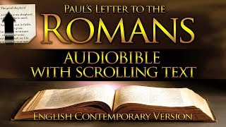 Holy Bible Audio: Roṁans - Chapters 1 to 16 (Contemporary English) With Text