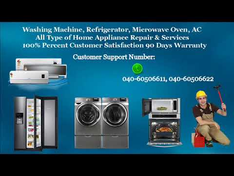 Samsung Microwave Oven Repair Center In Hyderabad Youtube