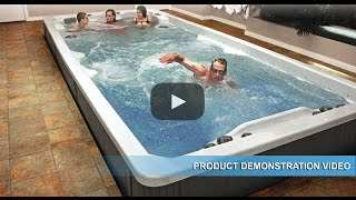 PDC Spas Synergy™ Series Swim Spas