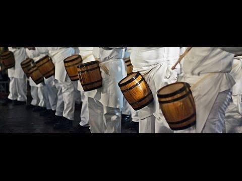 Tamborrada 2015 - Polka de Tambores - San Sébastián - Donostia