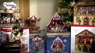 Mr Christmas Collectable Animated Christmas Display