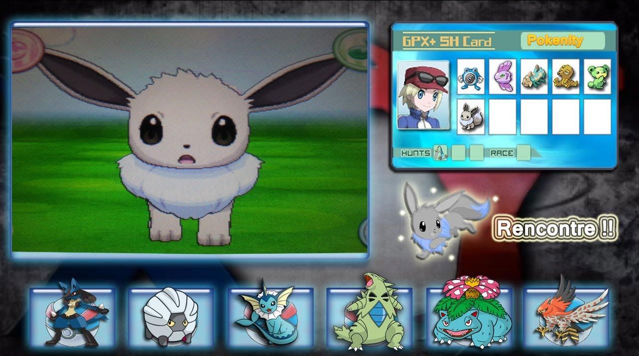 pokemon x how to get eevee egg