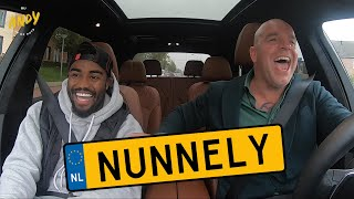 Ché Nunnely - Bij Andy in de auto! (English subtitles)