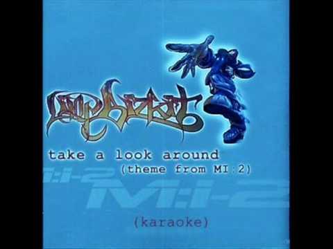 Limp Bizkit  Take A Look Around Karaoke+Lyrics