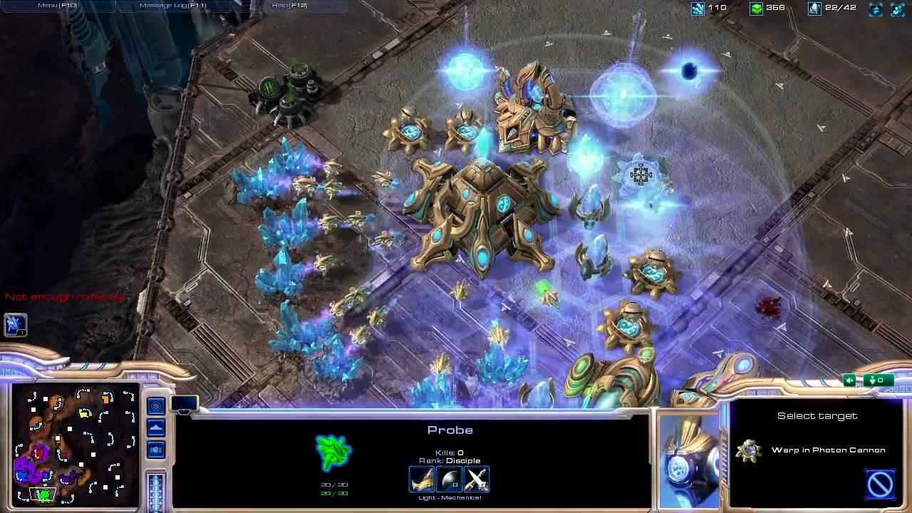 Starcraft Esports
