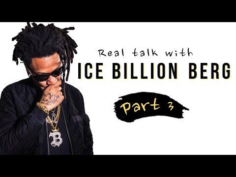 Real Talk with Ice Billion Berg - Trick, Rozay, Luke, Trina, Pitbull, Flo-Rida, JT Money(Pt3)