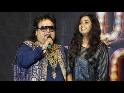 Bappi Lahiri Talks About AIB Roast at The Album 'Slum Stars' Recording
