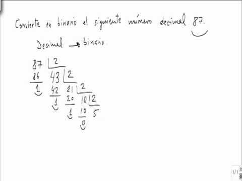 Invertir sistema binario