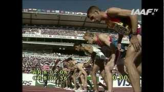 Uncut - 3000m Steeplechase Men Final Goteborg 1995