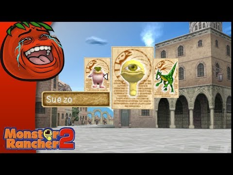 [Tomato] Monster Rancher 2 : Raising The Future Champ