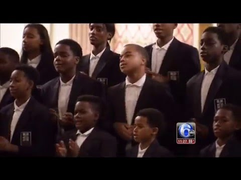 6 ABC Action News Coverage of Gesu School's 2015 Christmas Concert