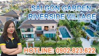 Sài Gòn Garden Riverside Village   Tập Đoàn Hưng Thịnh   Quận 9