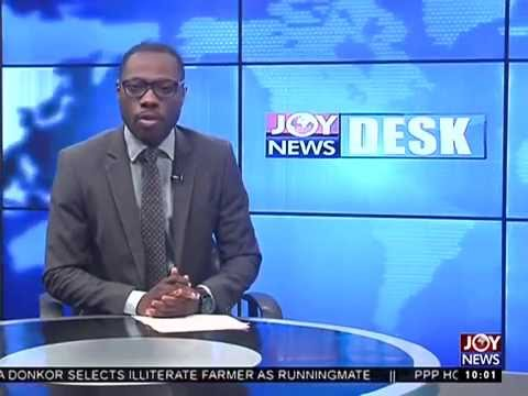 MO Ibrahim - News Desk on Joy News (4-10-16)
