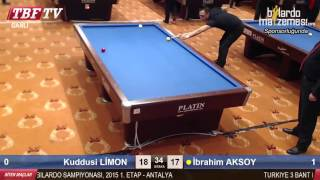 Kuddusi LİMON - İbrahim AKSOY