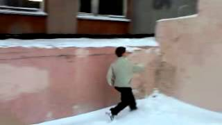 видео урок по паркуру