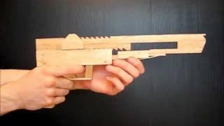 [rubber Band Gun] P210 Ai-oh Modified