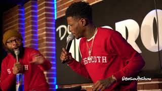 Timothy Freestyle at The D.C. Improv @dcyoungfly @karlousm @chicobean