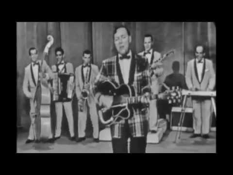Bill Halley - Rock Around The Clock - 1955  HD