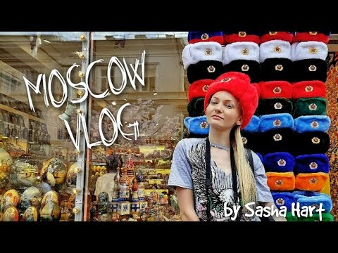 See MOSCOW with a Real Russian || Travel VLOG