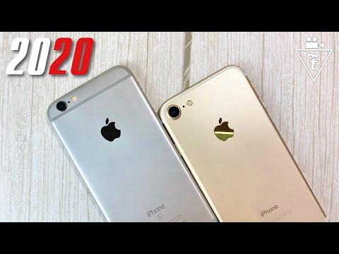 IPhone 7 и 6s - какой купить в 2020 г