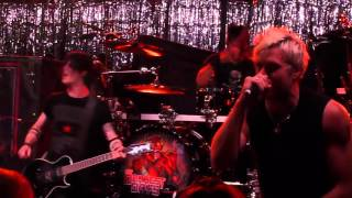 My Darkest Days Porn Star Dancing Live at The Phase 2 Club, 8/24/12 Song #8