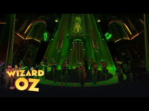 Show Montage - London | The Wizard of Oz