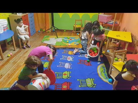 Fun activities for kids – Character building ( Problem solving , Teamwork  & creative thinking)