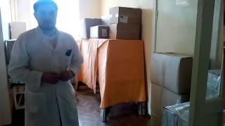 Гуманитарная помощь для Брянковской городской больницы от ОД