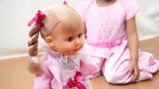 Mainan Anak Boneka Pintar Bernyanyi 💖 7L BELINDA Walking Doll 💖 Let's Play Jessica Jenica