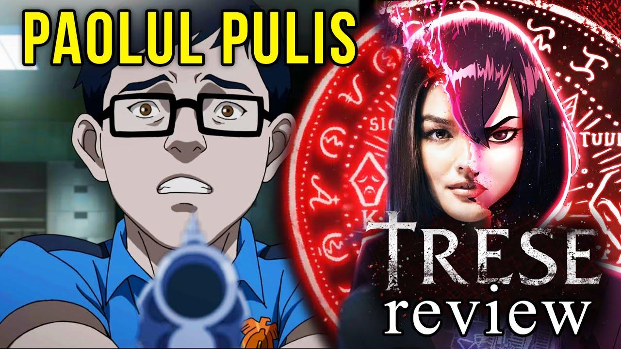 LIZA SOBERANO BAKIT?! (Pinoy TRESE Review ALL Episodes)