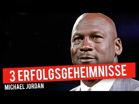 3 Erfolgsgeheimnisse von Milliardär Michael Jordan | Kris Stelljes
