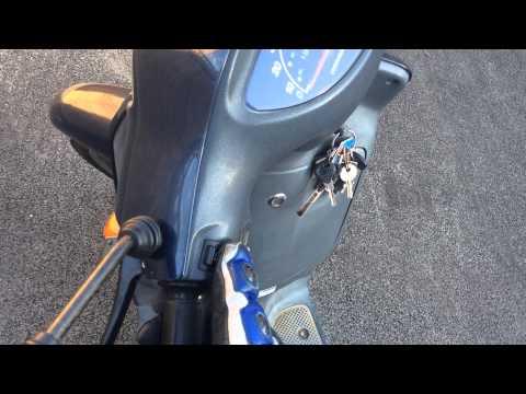 Honda Sh-50 2 Stroke