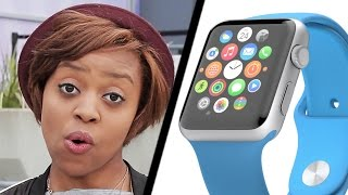 People Try The Apple Watch For The First Time