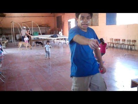 Nate's El Salvador Trip