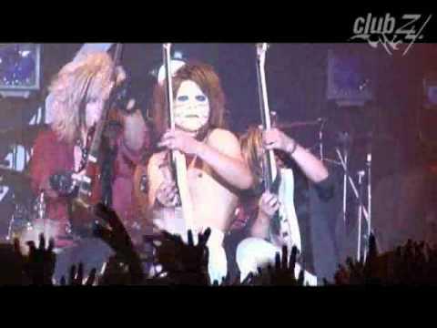 Golden Bomber「 ゴールデンボンバー」 『†ザ・V系っぽい曲†』Live 10.11.12
