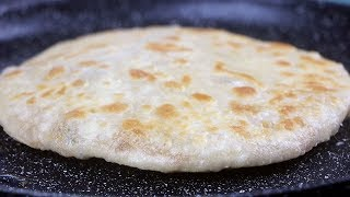 শিখে নিন আলু পরোটা তৈরির দারুণ সহজ একটি উপায় ॥ Aloo Paratha Recipe By Khadija's Kitchen
