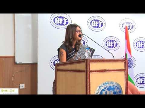 Visit of US Consul General, Dr. Craig L. Hall | IIFT | Socrates | DSS