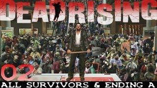 Let's Play Dead Rising #2 - Der Frank West Eskort-Service! [All Survivors & Ending A]