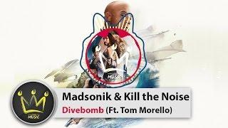 Madsonik & Kill the Noise Ft. Tom Morello - Divebomb [xXx: The Return of Xander Cage] thumbnail