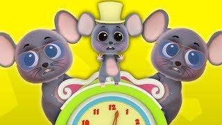 Hickory Dickory Dock   baby rime   canzoni  per bambin   Nursery Rhymes   Children Songs